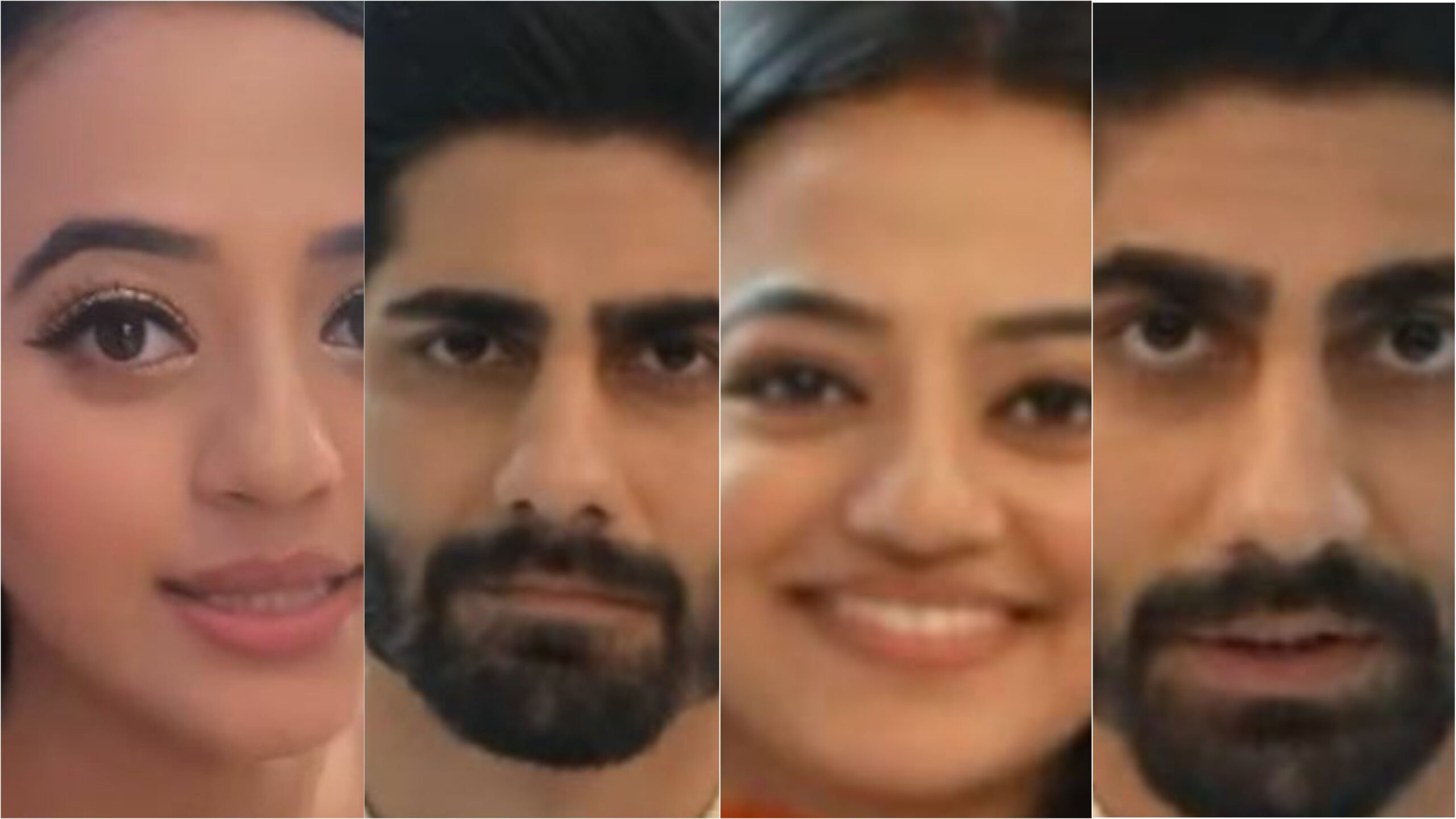 A secret Rrahul Sudhir can not tell, Helly Shah surprised everyone with this revelation