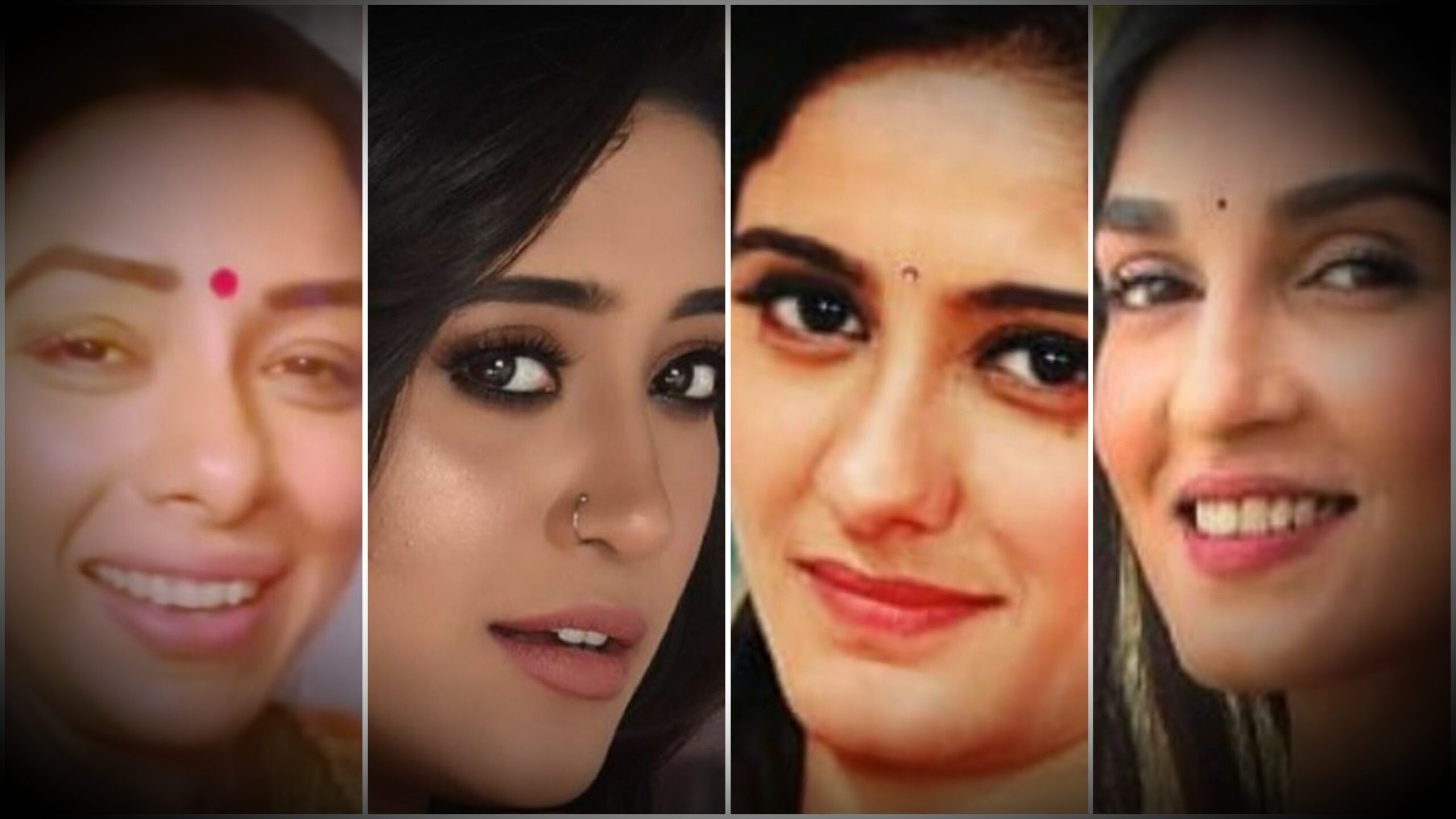Shivangi Joshi maintained her lead, Ayesha Singh improved to second, Rupali Ganguly dropped to 3rd, and Shiny Doshi is the new entry