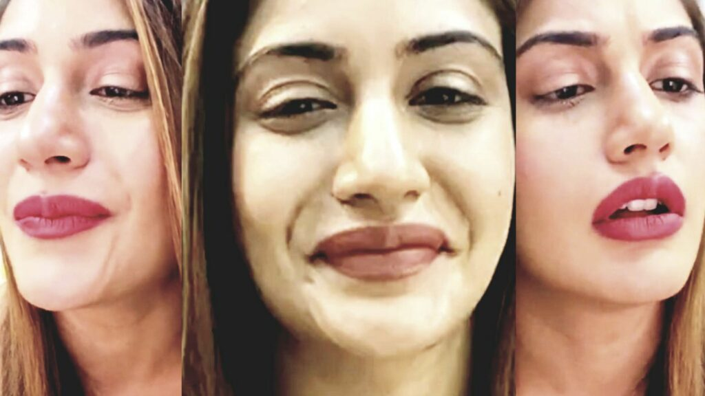 Surbhi Chandna became the Iconic Most Popular TV actress of the year, and then this happened